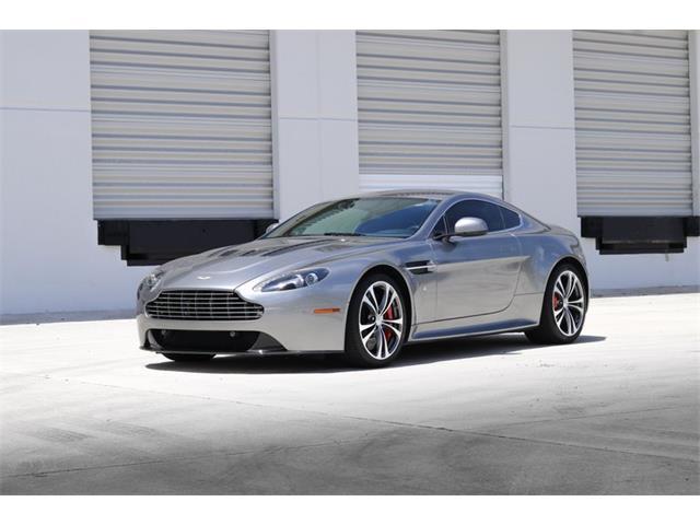 2012 Aston Martin Vantage (CC-1484421) for sale in Fort Lauderdale, Florida