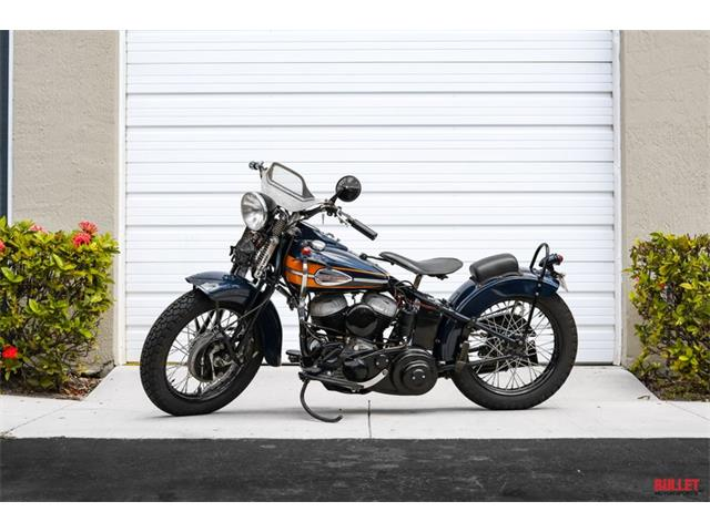 1945 Harley-Davidson Motorcycle (CC-1484427) for sale in Fort Lauderdale, Florida