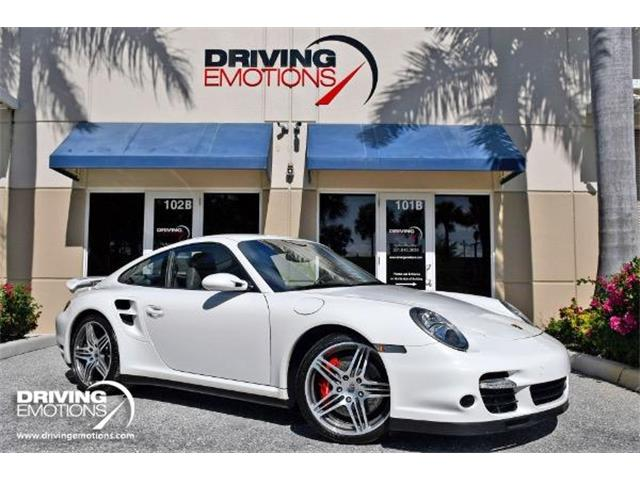 2008 Porsche 911 Turbo (CC-1484433) for sale in West Palm Beach, Florida