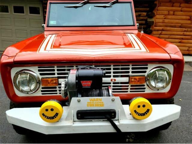 1976 Ford Bronco (CC-1484438) for sale in Cadillac, Michigan