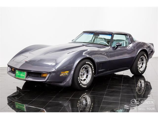 1981 Chevrolet Corvette (CC-1484443) for sale in St. Louis, Missouri