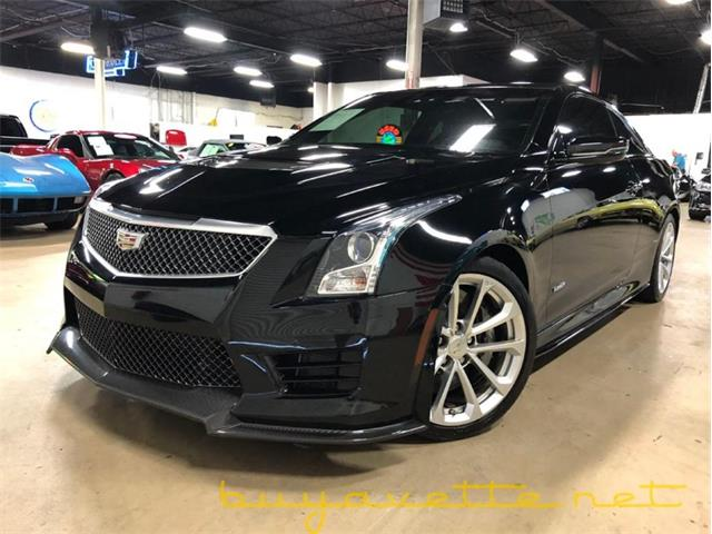 2016 Cadillac ATS (CC-1484450) for sale in Atlanta, Georgia