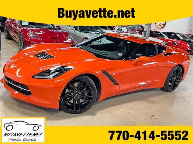 2019 Chevrolet Corvette (CC-1484451) for sale in Atlanta, Georgia