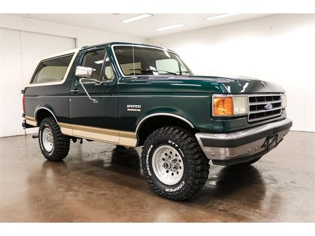 1991 Ford Bronco (CC-1484458) for sale in Sherman, Texas