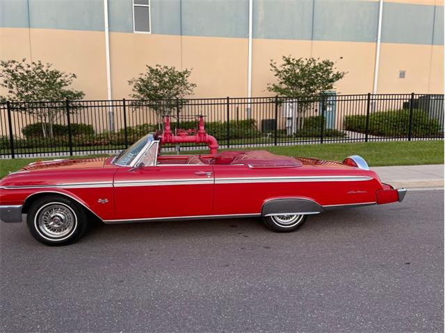 1962 Ford Sunliner (CC-1484461) for sale in Clearwater, Florida