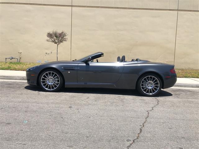2008 Aston Martin DB9 (CC-1484475) for sale in Brea, California
