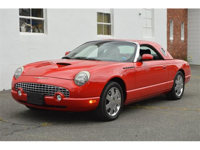 2002 Ford Thunderbird (CC-1484479) for sale in Springfield, Massachusetts