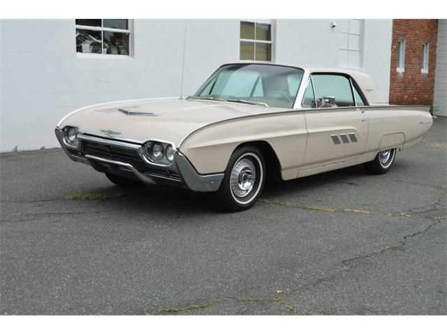 1963 Ford Thunderbird (CC-1484481) for sale in Springfield, Massachusetts