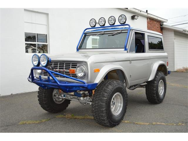 1977 Ford Bronco (CC-1484483) for sale in Springfield, Massachusetts