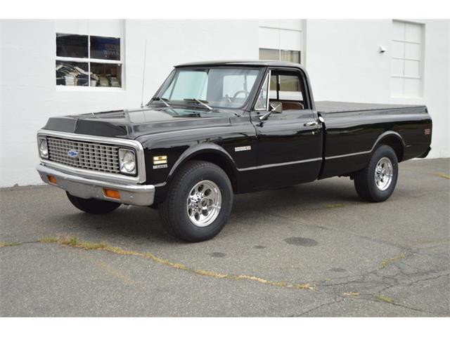 1972 Chevrolet C20 (CC-1484485) for sale in Springfield, Massachusetts