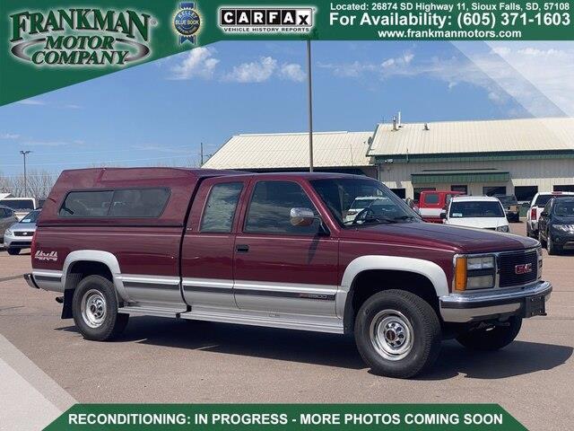 1993 GMC Sierra (CC-1484501) for sale in Sioux Falls, South Dakota