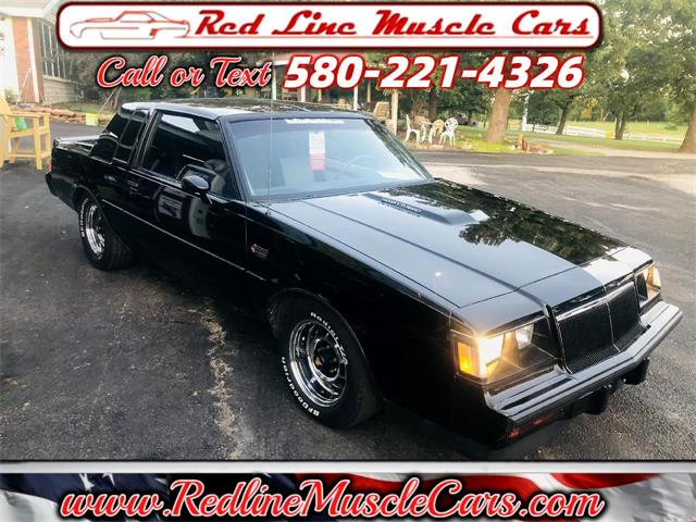 1986 Buick Regal (CC-1484505) for sale in Wilson, Oklahoma