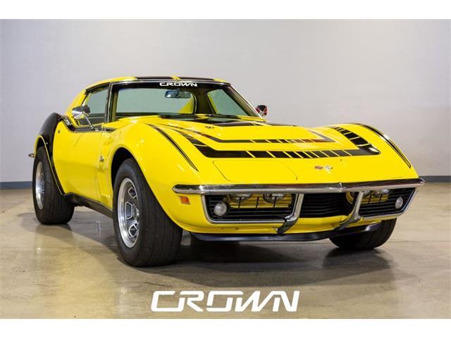 1969 Chevrolet Corvette (CC-1484521) for sale in Tucson, Arizona