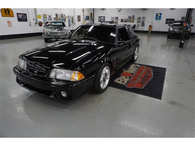 1993 Ford Mustang Cobra (CC-1484524) for sale in Glen Burnie, Maryland
