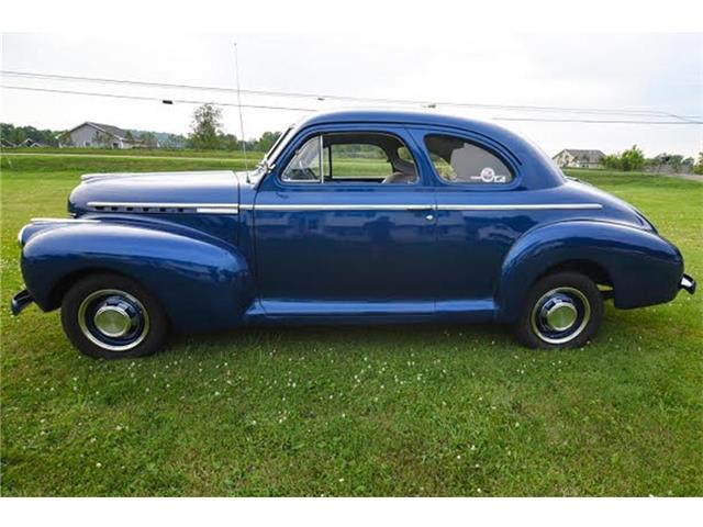 1941 Chevrolet Business Coupe (CC-1484528) for sale in St.Albans, Vermont