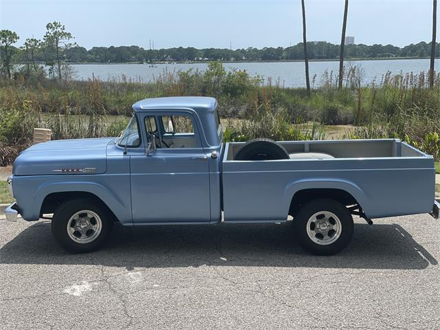 1960 Ford 100 (CC-1484530) for sale in Miramar Beach, Florida