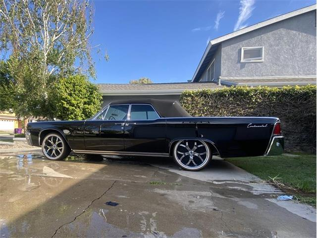 1961 Lincoln Continental (CC-1484537) for sale in Pacific Palisades, California