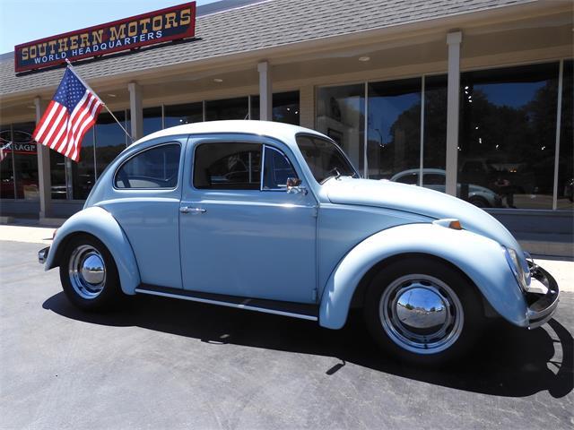1972 Volkswagen Beetle (CC-1484548) for sale in CLARKSTON, Michigan