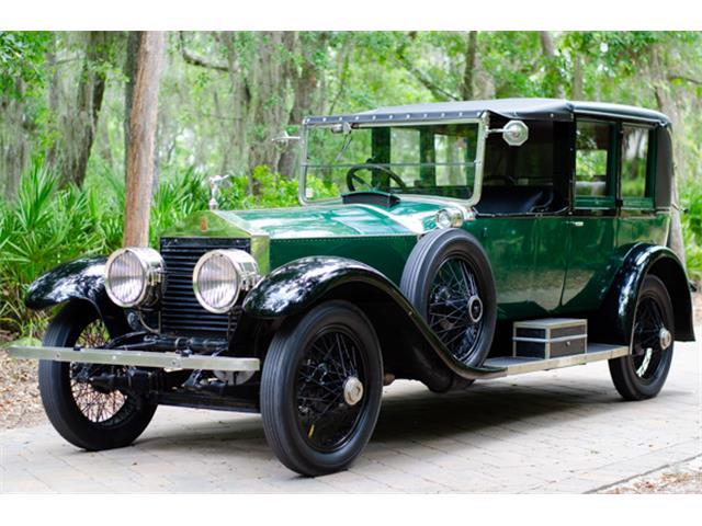 1923 Rolls-Royce Silver Ghost (CC-1484552) for sale in Tifton, Georgia