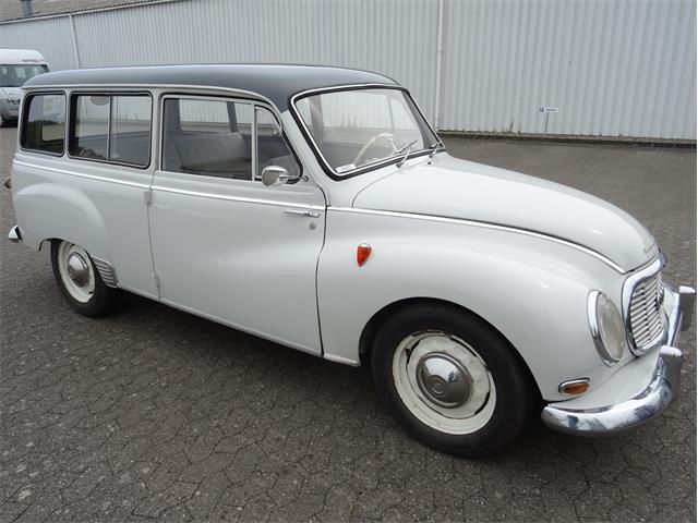 1962 Auto Union 1000SP (CC-1484554) for sale in Langeskov,  Denmark, Denmark
