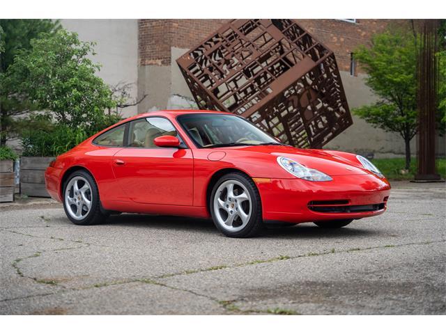 2001 Porsche 911 Carrera (CC-1484555) for sale in Pontiac , Michigan