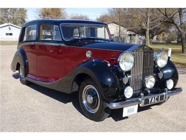 1948 Rolls-Royce Silver Wraith (CC-1484556) for sale in Solon, Ohio