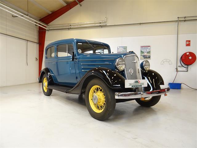1933 Chevrolet Standard (CC-1484557) for sale in Langeskov,  Denmark, Denmark