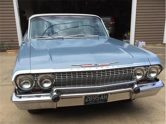 1963 Chevrolet Impala (CC-1484559) for sale in Athens, Ohio