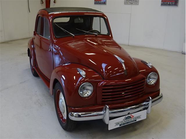 1954 Fiat Topolino (CC-1484562) for sale in Langeskov,  Denmark, Denmark