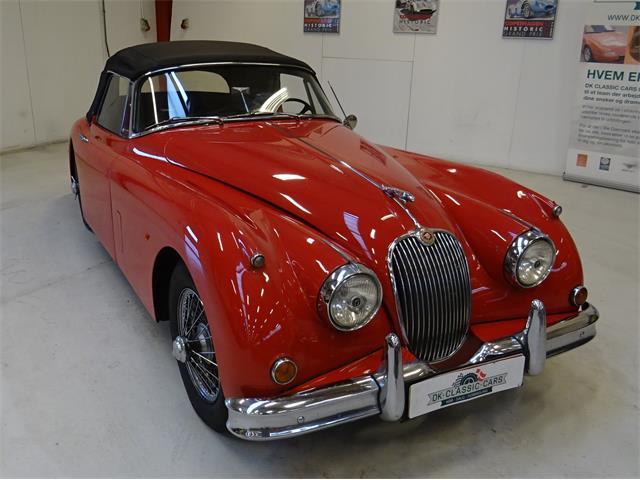 1958 Jaguar XK150 (CC-1484568) for sale in Langeskov,  Denmark, Denmark