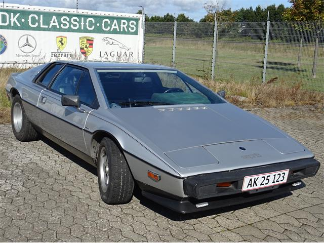 1978 Lotus Esprit (CC-1484570) for sale in Langeskov,  Denmark, Denmark