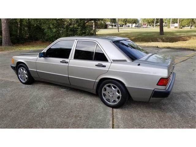 1993 Mercedes-Benz 190E 2 3 (CC-1484573) for sale in SAMMAMISH, Washington