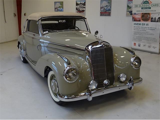 1952 Mercedes-Benz 220 (CC-1484576) for sale in Langeskov,  Denmark, Denmark