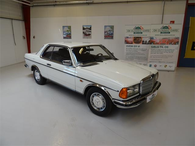 1980 Mercedes-Benz 230 (CC-1484577) for sale in Langeskov,  Denmark, Denmark