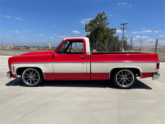 1973 Chevrolet C10 (CC-1484586) for sale in Orange, California