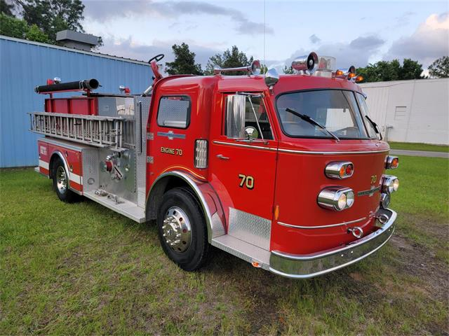 1970 American LaFrance Fire Engine (CC-1480046) for sale in Conroe, Texas