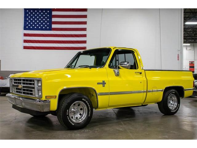 1987 GMC 1500 (CC-1484606) for sale in Kentwood, Michigan