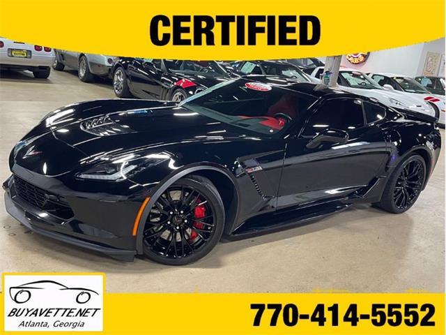 2018 Chevrolet Corvette (CC-1480461) for sale in Atlanta, Georgia