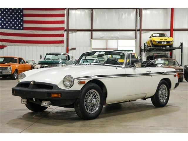 1977 MG MGB (CC-1484610) for sale in Kentwood, Michigan