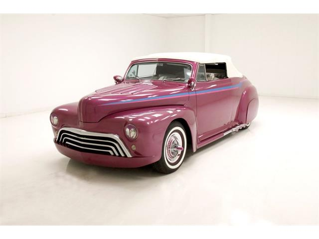 1946 Mercury Convertible (CC-1484611) for sale in Morgantown, Pennsylvania