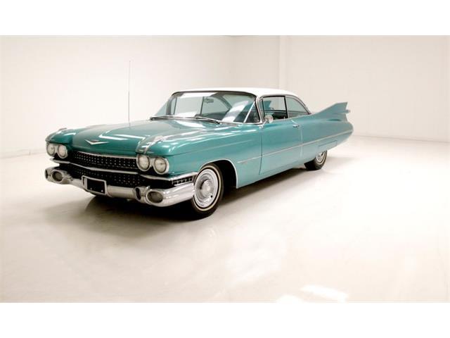 1959 Cadillac Series 62 (CC-1484630) for sale in Morgantown, Pennsylvania