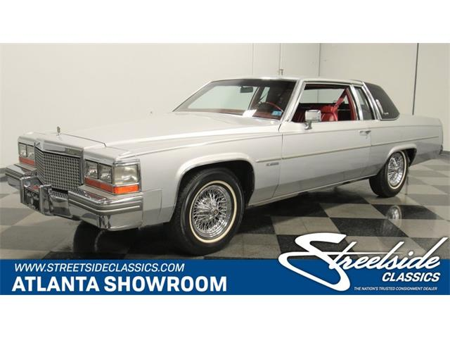1981 Cadillac Coupe (CC-1484659) for sale in Lithia Springs, Georgia