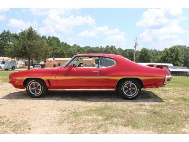 1972 Pontiac LeMans (CC-1484676) for sale in Cadillac, Michigan