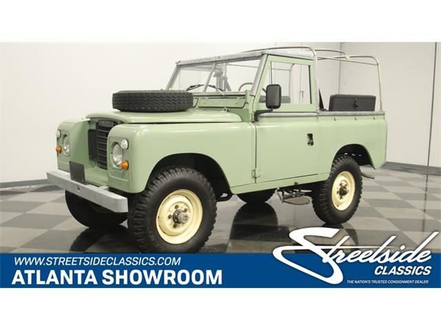 1980 Land Rover Series I (CC-1484683) for sale in Lithia Springs, Georgia