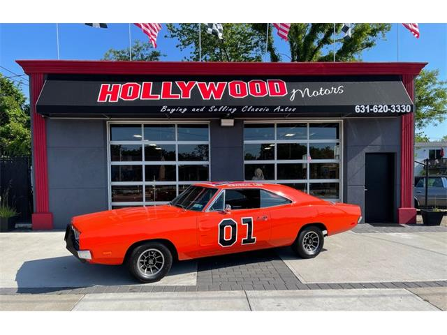 1969 Dodge Charger (CC-1480469) for sale in West Babylon, New York