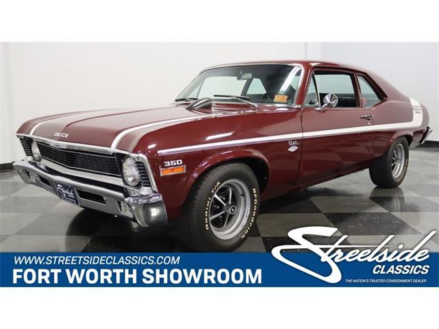 1970 Chevrolet Nova (CC-1484699) for sale in Ft Worth, Texas