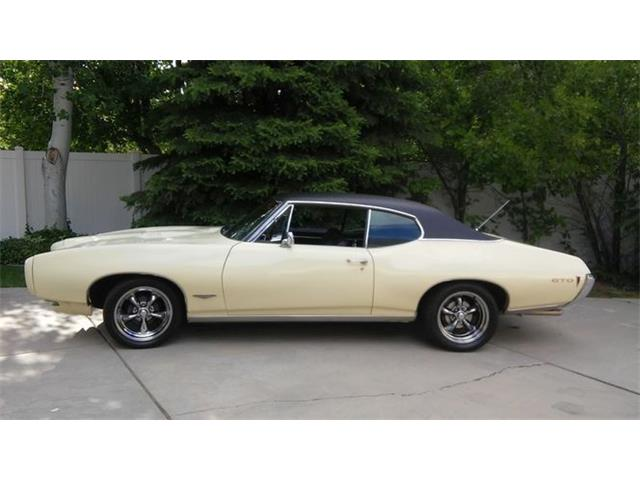 1968 Pontiac GTO (CC-1484703) for sale in Cadillac, Michigan