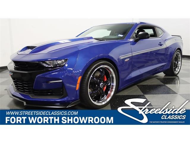 2019 Chevrolet Camaro (CC-1484714) for sale in Ft Worth, Texas