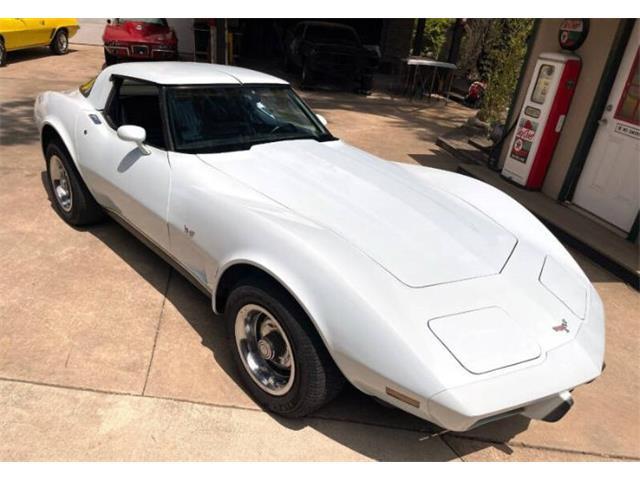 1979 Chevrolet Corvette (CC-1484727) for sale in Cadillac, Michigan