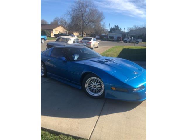 1991 Chevrolet Corvette (CC-1484729) for sale in Cadillac, Michigan